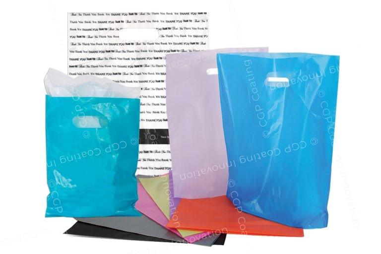 Bolsas plásticas