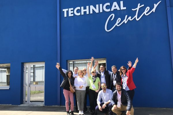 visit of cgp partners may 2018 technical center