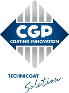 Logo CGP Coating Innovation Technicoat Solution