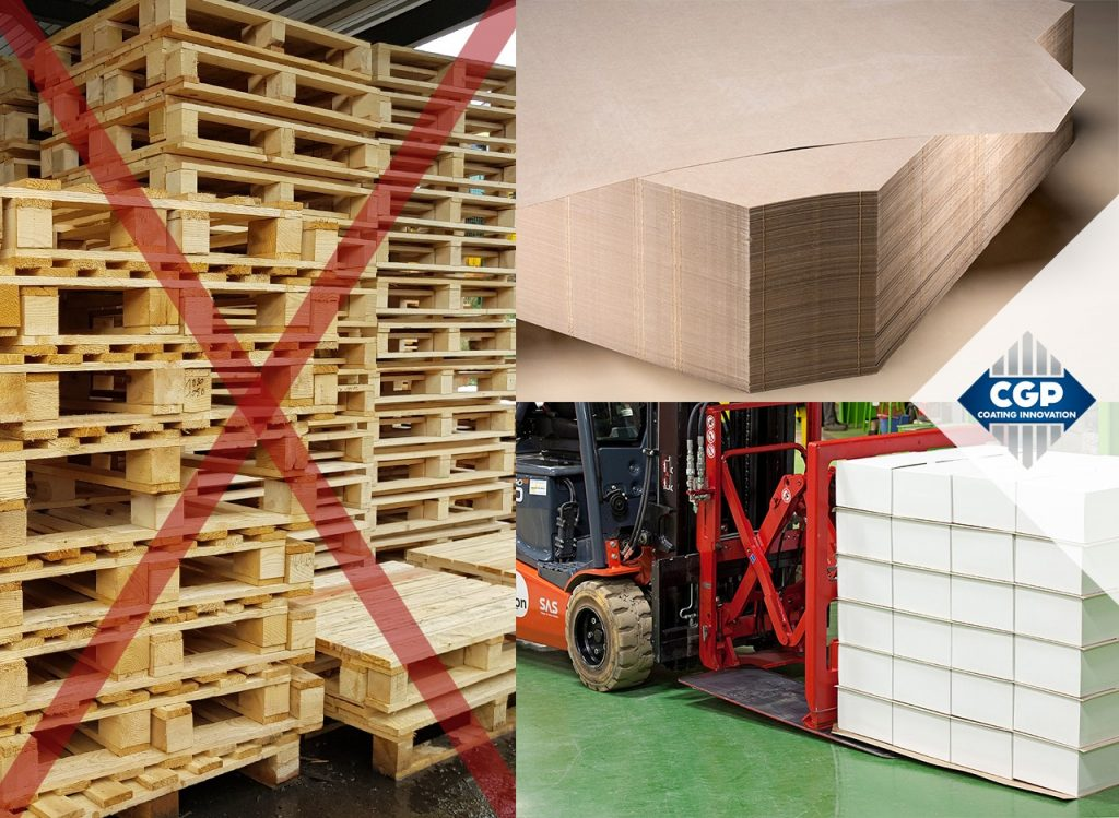 How to optimize your palletizing pattern and loading plan
